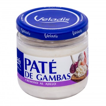 Pate сreamy shrimp with...