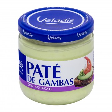 Shrimp Pate with avocado, 150g