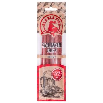 Salmon Jerky Original, 40g